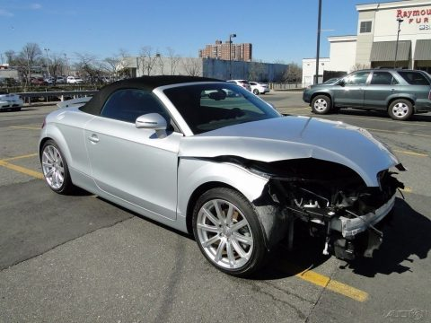 Front damage 2013 Audi TT 2.0T Premium Plus repairable for sale