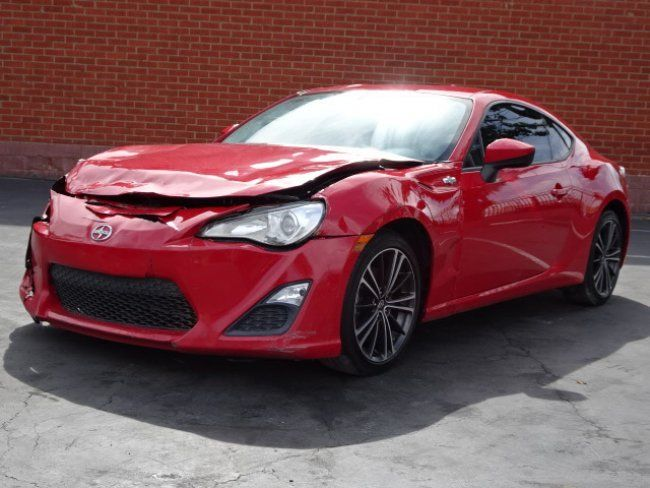 damaged front clip 2015 scion fr s coupe 2 door repairable for sale. Black Bedroom Furniture Sets. Home Design Ideas