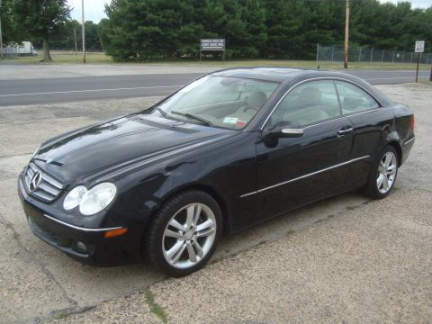 Fully loaded 2008 Mercedes Benz CLK Class Ckl350 Rebuildable Repairable for sale