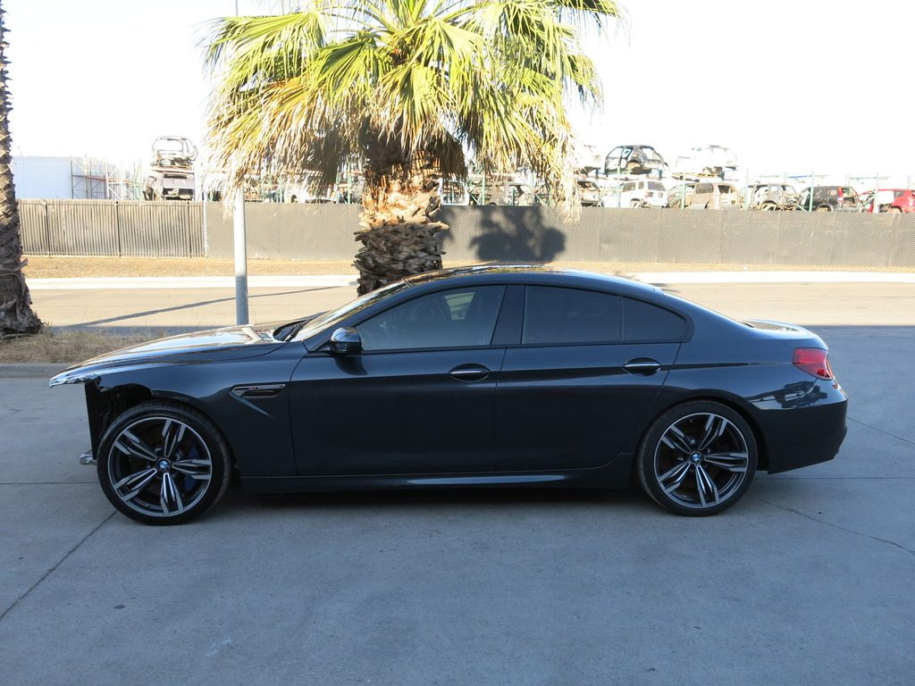 2014 Bmw M6 Rebuilt Salvage For Sale: Loaded 2014 BMW M6 Gran Coupe M6 Repairable For Sale