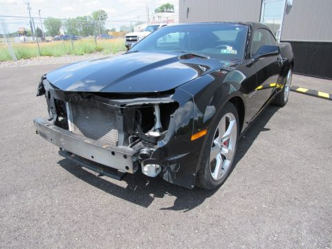 LS3 Manual 2010 Chevrolet Camaro Camaro SS Repairable for sale