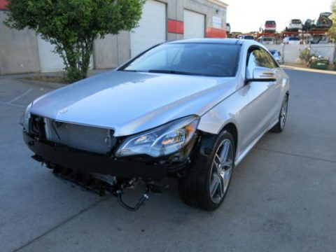 extremely low miles 2016 Mercedes Benz E Class 350