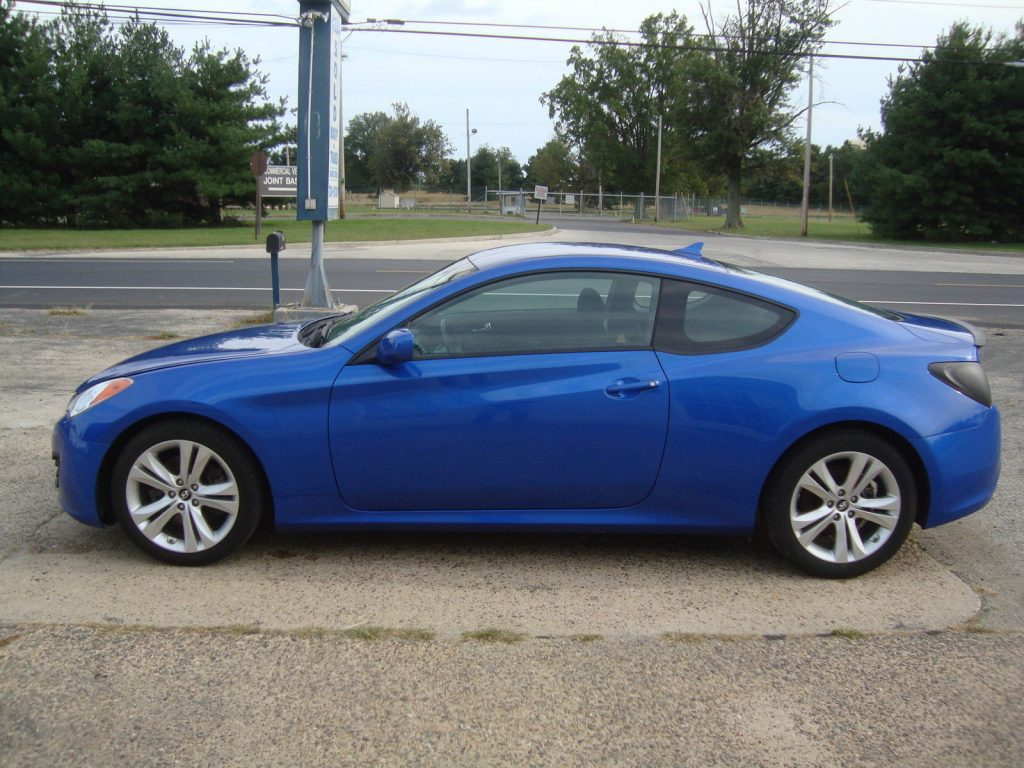 Minor Damage 2011 Hyundai Genesis 2 0t Coupe Rebuildable