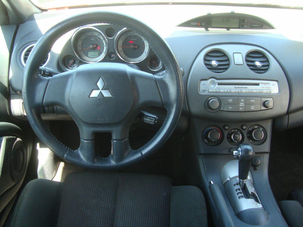 No leaks 2009 Mitsubishi Eclipse Spyder GS Convertible Rebuildable
