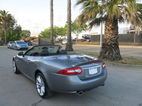 front damage 2013 Jaguar XK Convertible repairable for sale