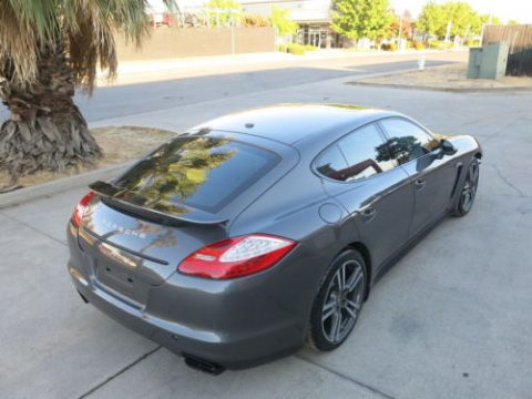 fully loaded 2013 Porsche Panamera GTS repairable for sale