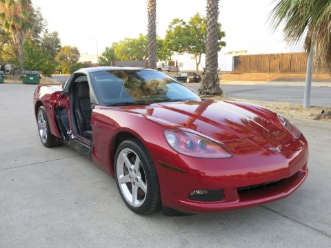 missing door 2008 Chevrolet Corvette LS3 repairable for sale