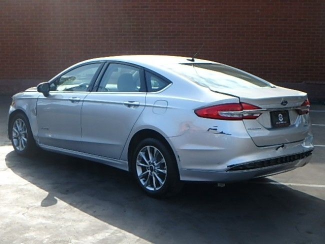 equipped 2017 ford fusion hybrid se repairable for sale. Black Bedroom Furniture Sets. Home Design Ideas