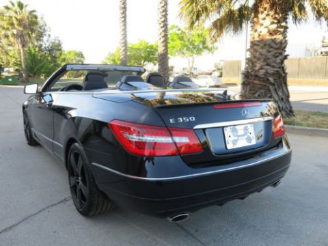 front hit 2013 Mercedes Benz E Class convertible repairable for sale