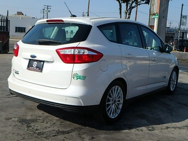 light damage 2016 Ford C Max SEL repairable