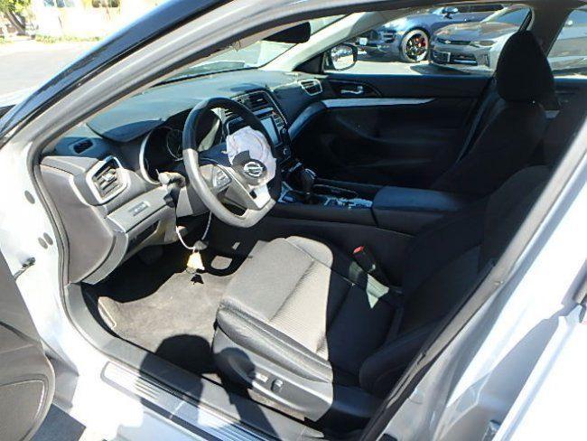 loaded 2017 Nissan Maxima 3.5L repairable