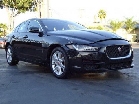 loaded with options 2017 Jaguar 25t Premium repairable for sale