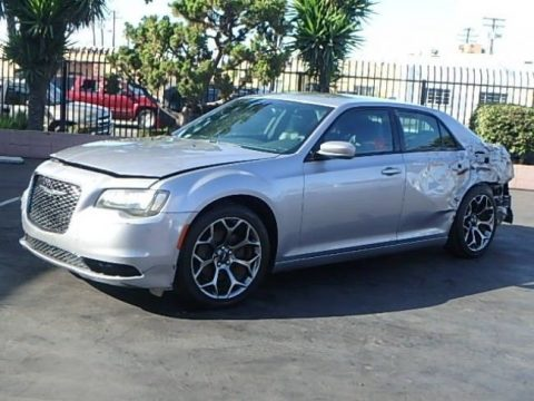 many options 2016 Chrysler 300 Series 300S repairable for sale