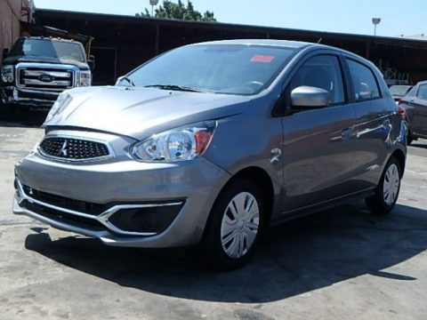 right front hit 2017 Mitsubishi Mirage ES repairable for sale
