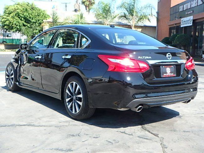 back up camera 2017 Nissan Altima 2.5 SV repairable