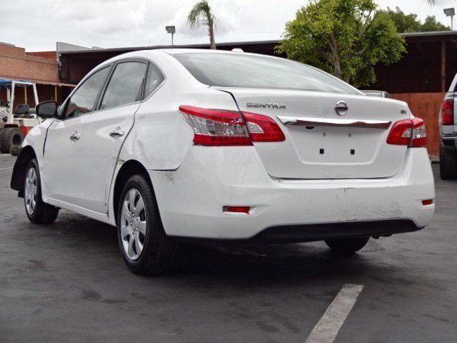 economical 2015 Nissan Sentra SV repairable