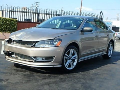 economical 2015 Volkswagen Passat 3.6L V6 DSG SEL Premium repairable for sale