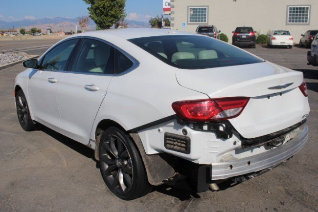 gas saver 2015 Chrysler 200 Series C repairable