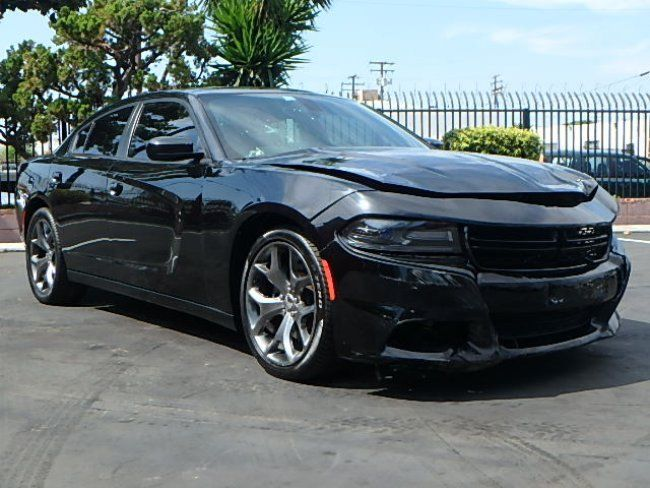 hemi engine 2015 Dodge Charger RT repairable