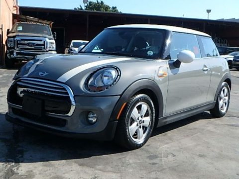 low miles 2015 Mini Cooper repairable for sale