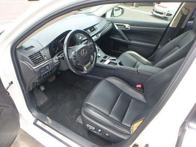 luxurious 2015 Lexus CT 200h Hybrid repairable