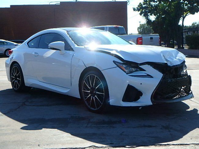 luxurious 2015 Lexus RC F RWD repairable