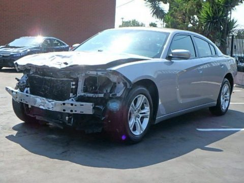 nice project 2015 Dodge Charger SE repairable for sale