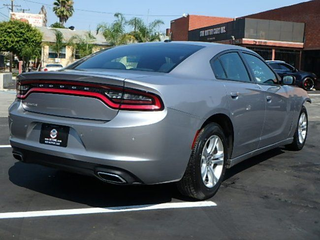 nice project 2015 Dodge Charger SE repairable