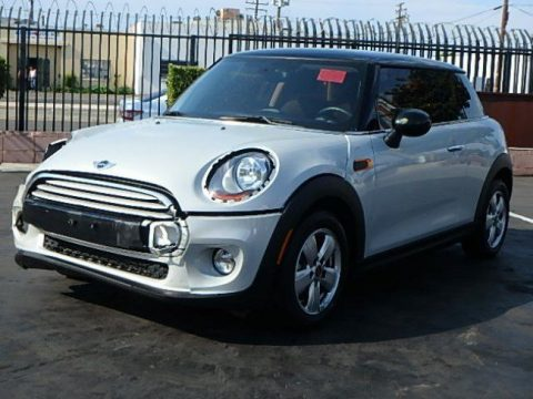 practical 2015 Mini Cooper repairable for sale