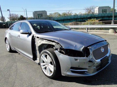 easy fix 2012 Jaguar XJ XJL repairable for sale
