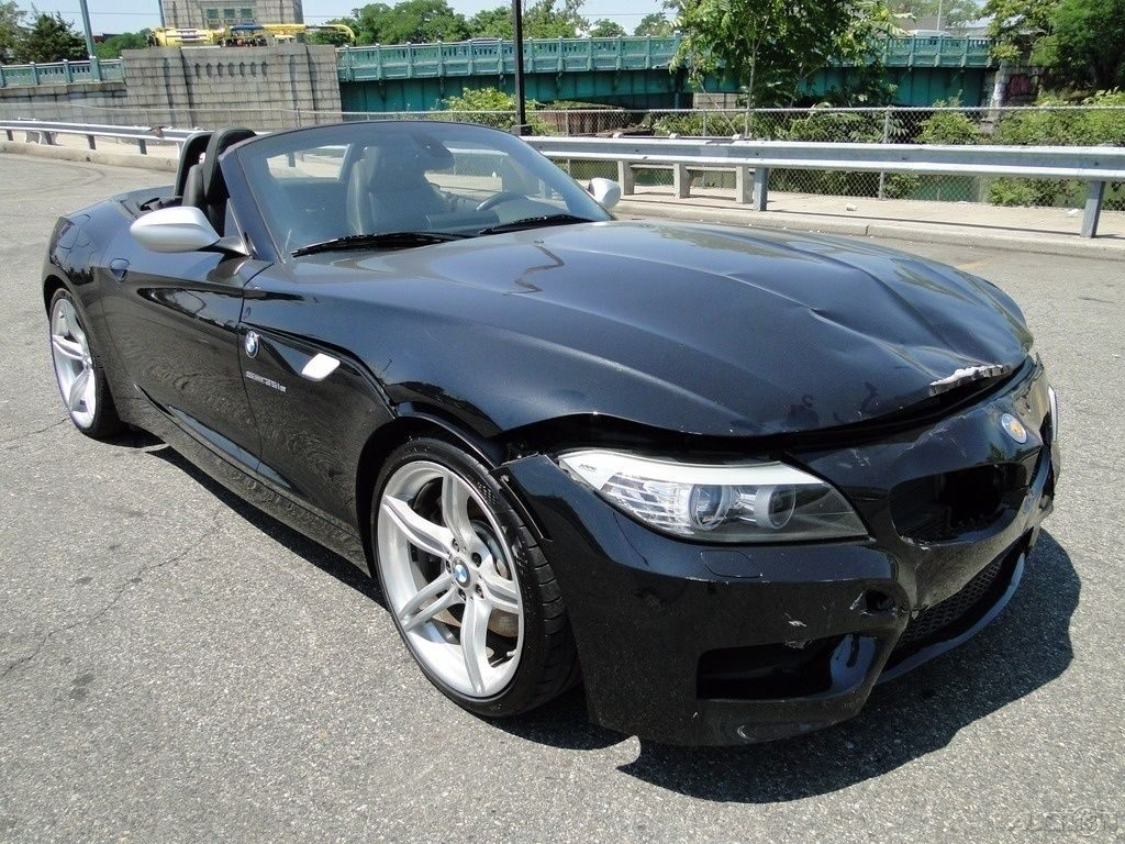 Fast 2011 Bmw Z4 Sdrive35is Repairable For Sale