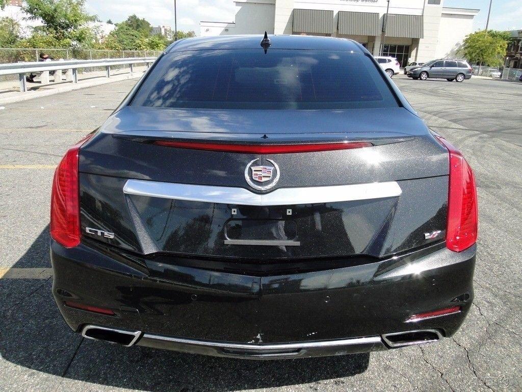 loaded 2014 Cadillac CTS 3.6L Twin Turbo Vsport Premium repairable