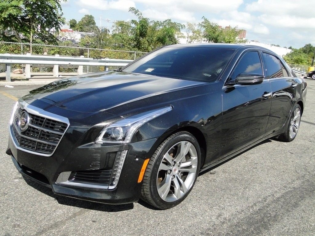 loaded 2014 cadillac cts 3 6l twin turbo vsport premium repairable for sale. Black Bedroom Furniture Sets. Home Design Ideas