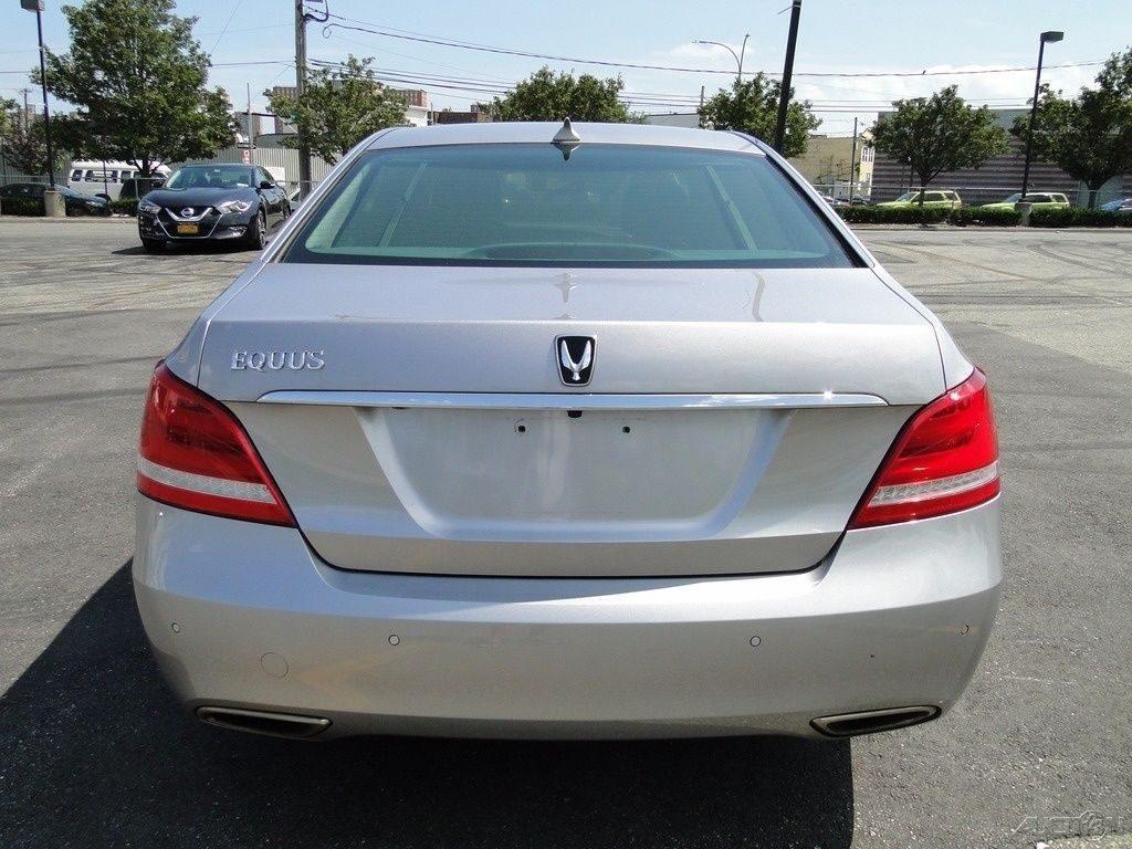 Luxury 2014 Hyundai Equus Signature Repairable For Sale