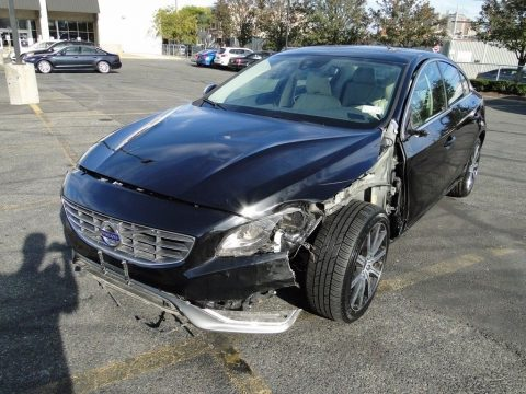 new 2017 Volvo S60 T5 repairable for sale