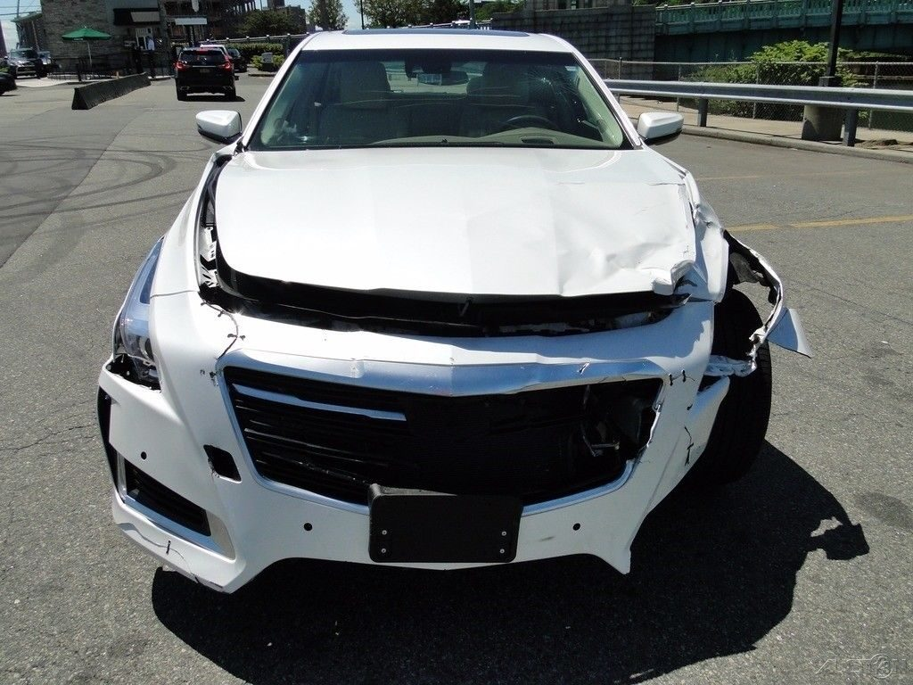 Performance Collection 2016 Cadillac CTS 2.0L Turbo repairable