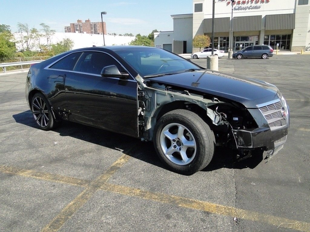 powerfull 2011 Cadillac CTS Performance repairable