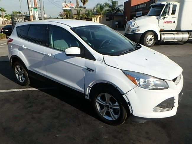 light damage 2015 Ford Escape SE repairable