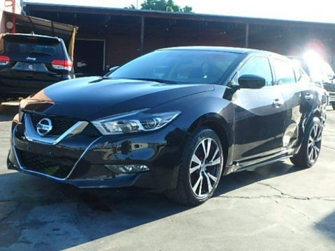 Luxurious 2016 Nissan Maxima 3.5 repairable for sale