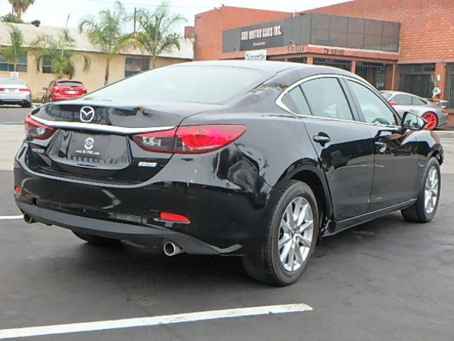 perfect project 2016 Mazda Mazda6 i Sport repairable