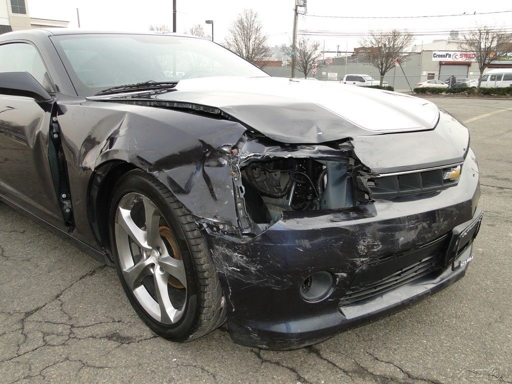 easy fix 2014 Chevrolet Camaro 2LT repairable