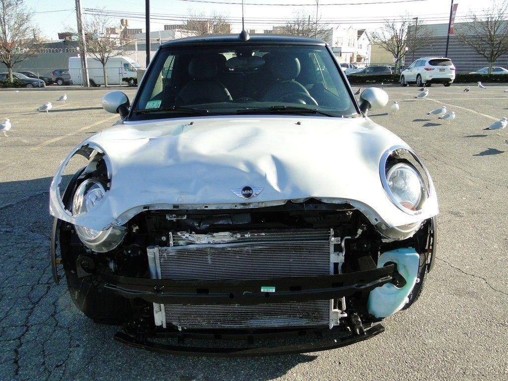 front damage 2013 Mini Cooper Convertible repairable