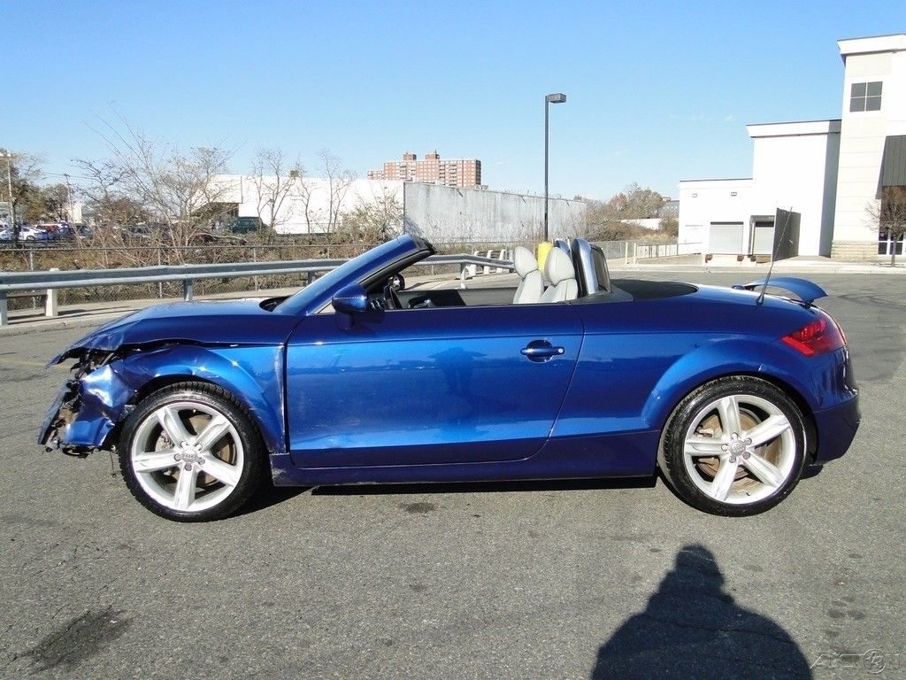 low mileage 2012 audi tt 2 0t premium plus repairable for sale. Black Bedroom Furniture Sets. Home Design Ideas
