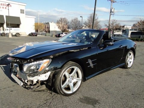 luxurious 2013 Mercedes Benz SL 550 repairable for sale