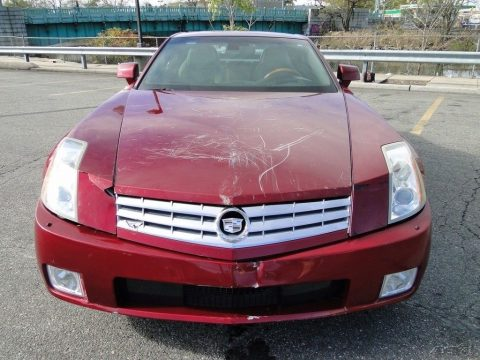 needs fender 2006 Cadillac XLR Base Convertible repairable for sale