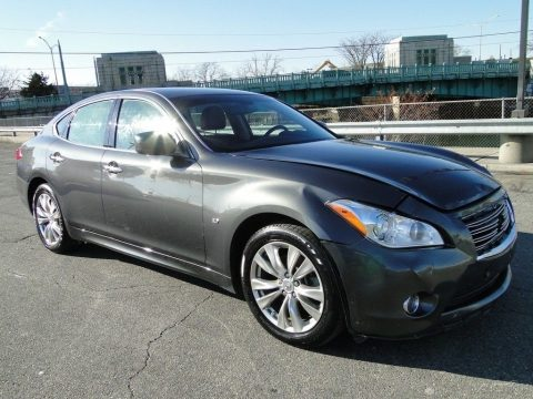 very light damage 2014 Infiniti Q70 3.7 repairable for sale