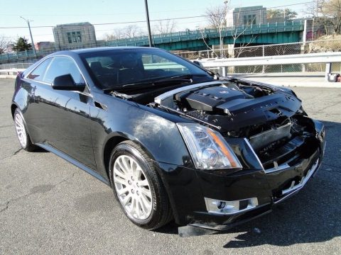 very low miles 2013 Cadillac CTS Performance repairable for sale