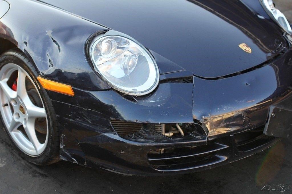 loaded 2006 Porsche 911 Carrera Coupe repairable