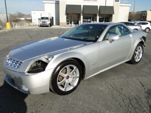 clean interior 2005 Cadillac XLR Repairable for sale