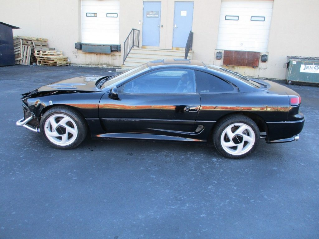 iconic 1992 Dodge Stealth repairable